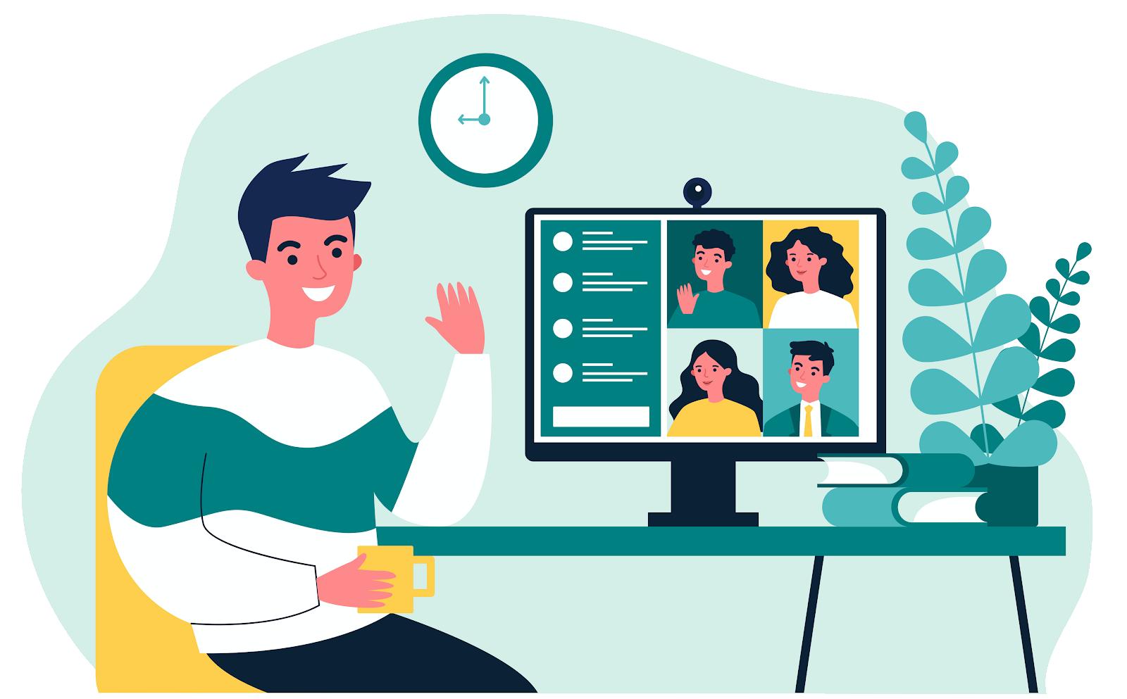 وبینار و کنفرانس آنلاین
